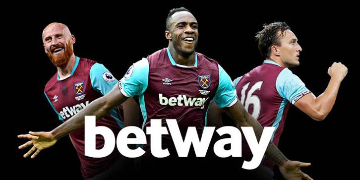 West Ham - Betway Sponsorship