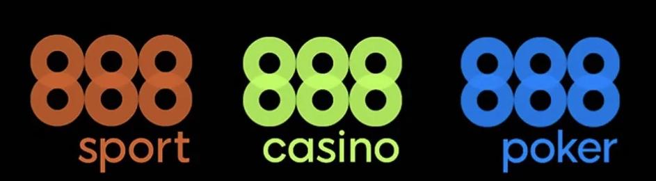 888Sport, Casino, and Poker
