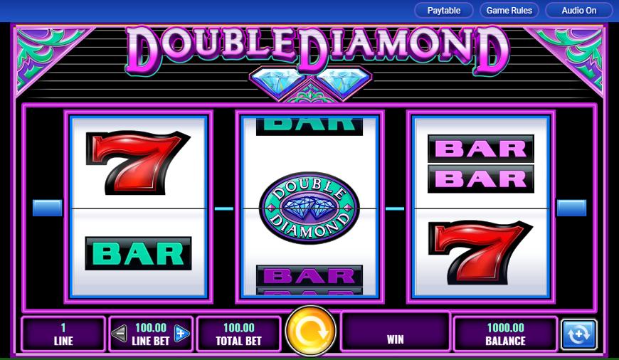 IGT Double Diamond
