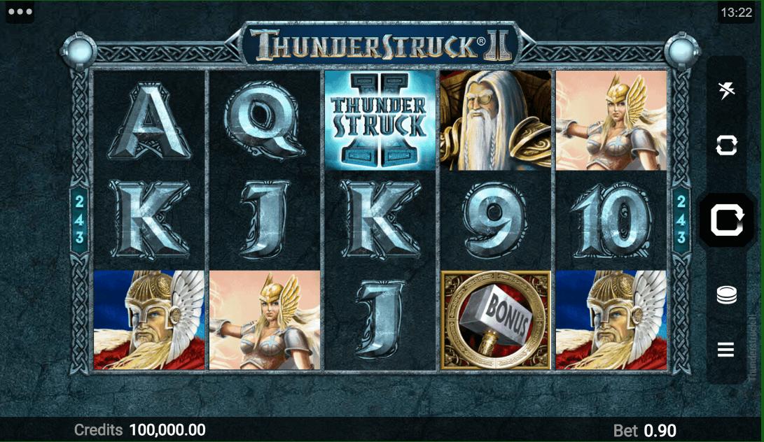 Thunderstruck II Microgaming (1)