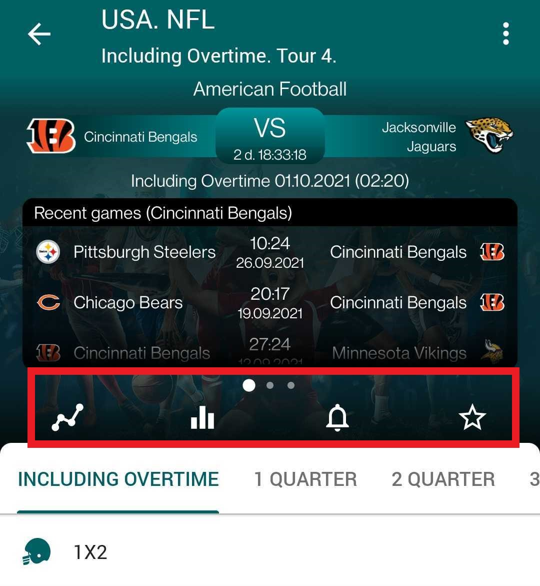 22bet user friendly features on mobile app