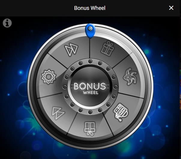 Spin Casino Bonus Wheel
